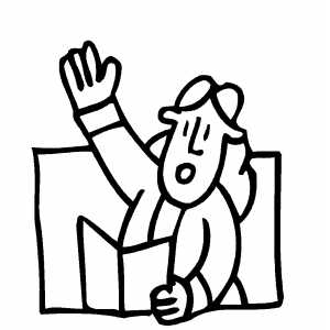 free church choir coloring pages - photo#26