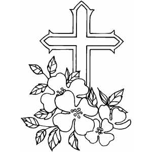 Printable Easter Coloring on This Bible Coloring Page Design Belongs To This Category  Crosses