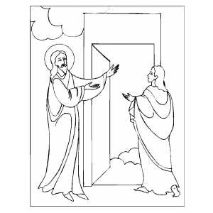 Love Is An Open Door Coloring Pages Coloring Pages