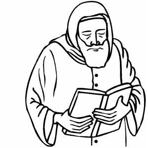Bible Coloring Pages on This Bible Coloring Page Design Belongs To This Category  People